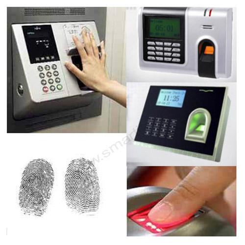 Máy chấm công vân tay và những ưu điểm cho người sử dụng