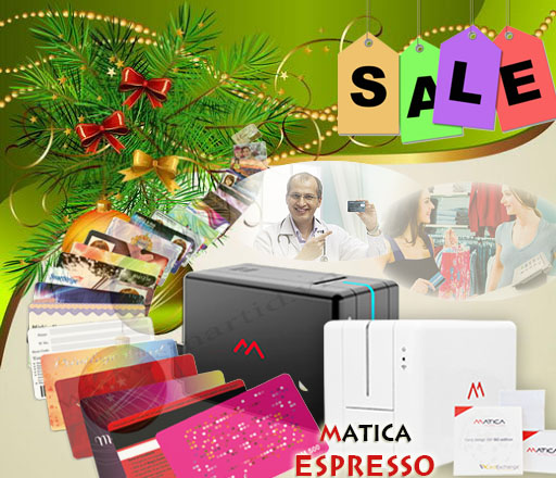 Matica Espresso – Ưu đãi trọn bộ mùa Noel