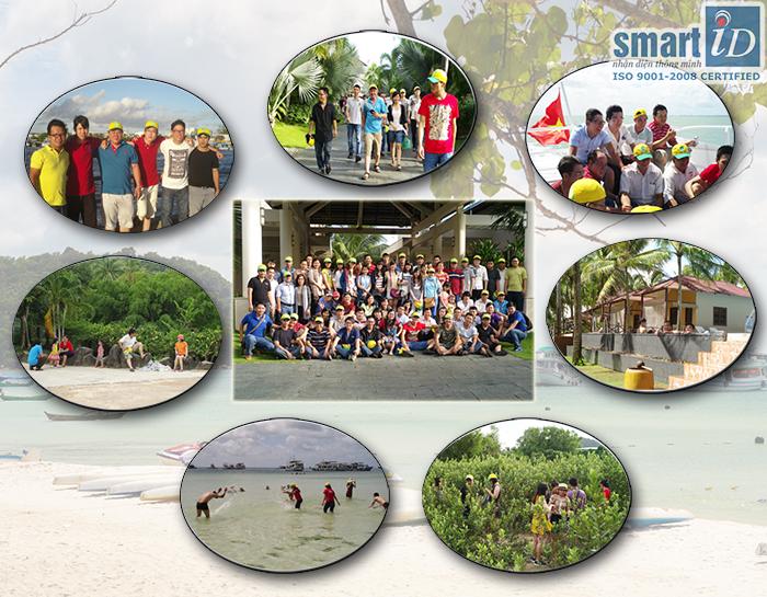 """SmartID """"Làm hết sức – chơi hết mình"""" trong hành trình khám phá Đảo Ngọc Phú Quốc"""