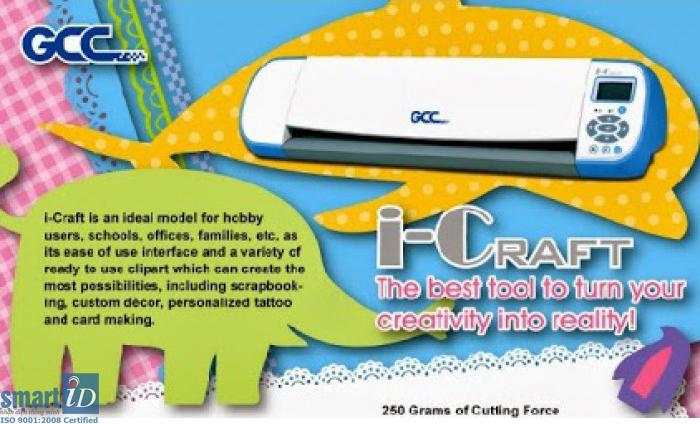 i-Craft – máy thiết kế Sổ lưu niệm, Album thông minh mới