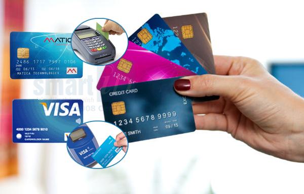 Thẻ tiếp xúc và không tiếp xúc có gì khác nhau?