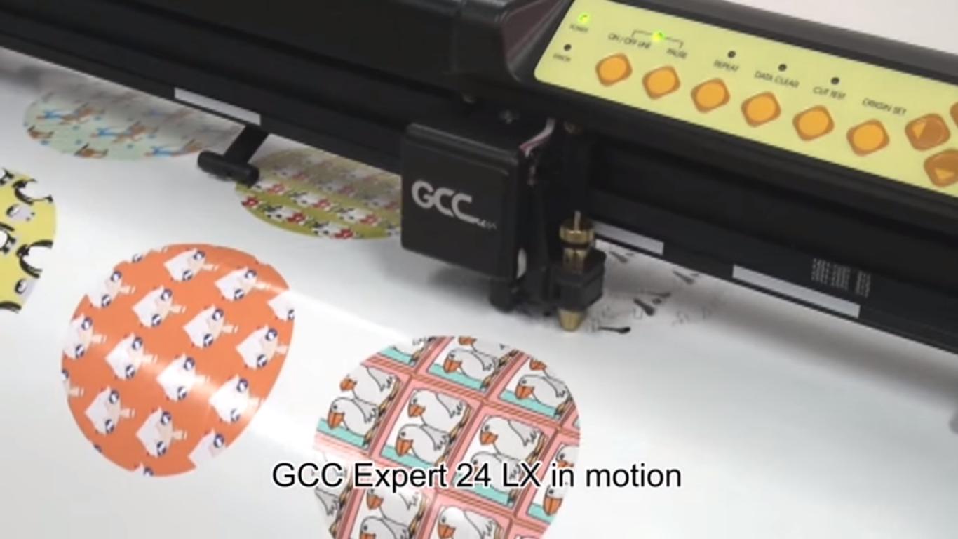 Sở hữu sticker độc đáo chỉ bằng 4 bước đơn giản với máy cắt decal