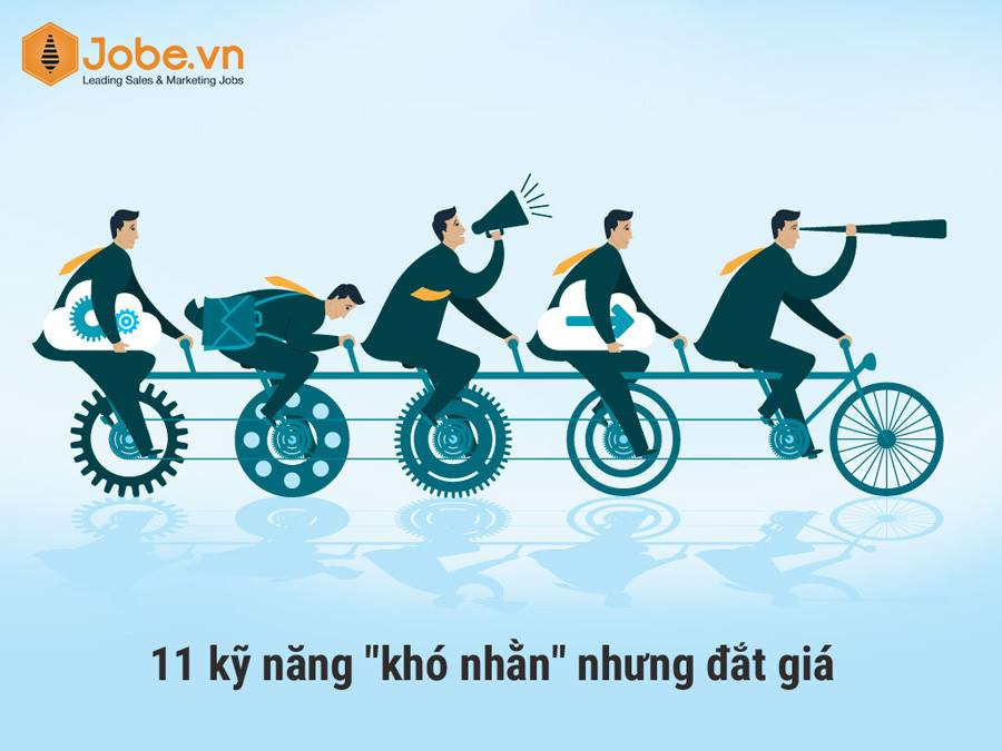 11 kỹ năng cần thiết trong cuộc sống