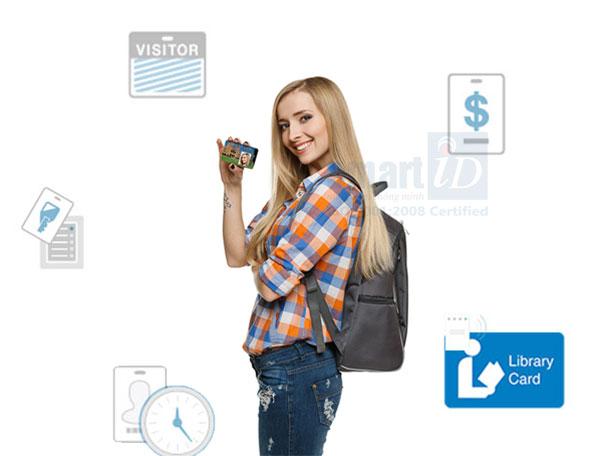 5 chức năng cần nhớ khi sử dụng thẻ nhựa tại trường học