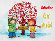 Ngày lễ tình nhân Valentine có từ khi nào?