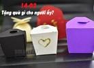 Valentine – Tặng quà gì cho người ấy?