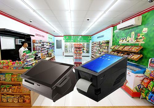 """Hệ thống POS: Giải pháp thanh toán """"tiện lợi"""" cho cửa hàng tiện lợi"""
