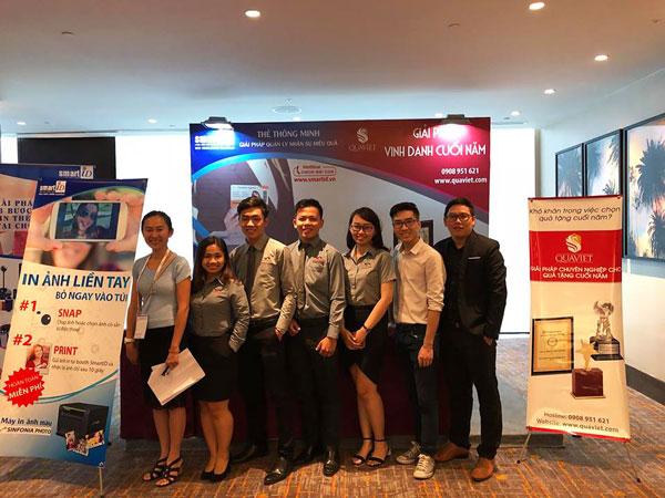 SmartID tiếp tục gây bất ngờ tại hội nghị Talent Management 2017