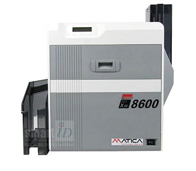 Máy in thẻ chuyển nhiệt độ phân giải cao Matica XID8600