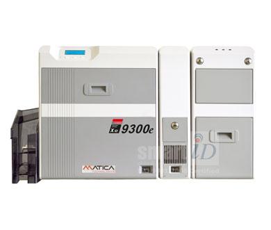 Máy in thẻ số lượng lớn (Heavy-Duty) Matica XID9300e