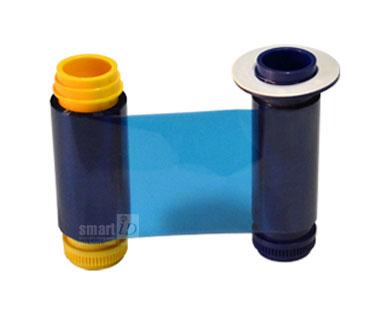Ribbon mực in thẻ đơn sắc xanh dương Matica Espresso - PR000100
