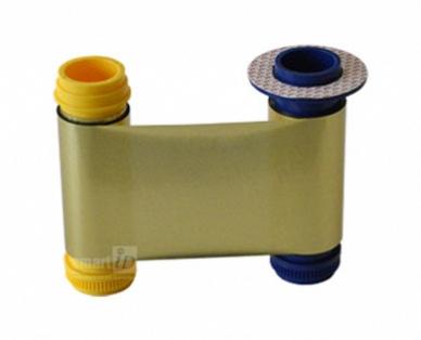 Ribbon mực in thẻ nhũ vàng Matica Espresso - PR000163