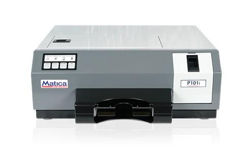 Máy in hộ chiếu Matica P101i
