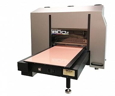 DCS 1800z - Máy in UV LED trên mọi chất liệu
