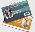 Thẻ nhân viên, thẻ nhận diện hình ảnh