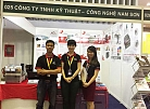 Namson – SmartID tham sự triển lãm Secutech Vietnam 2016