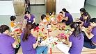 Làm mô hình đồ chơi cho các bé trường mầm non có tốn nhiều thời gian?