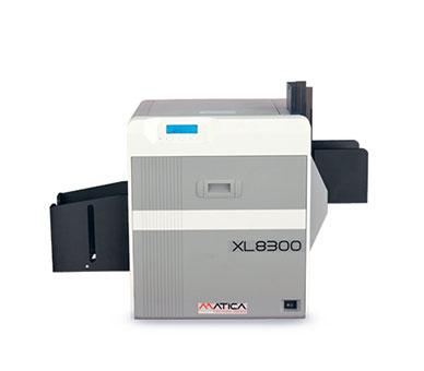 Máy in thẻ Matica XL8300
