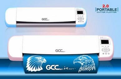 Máy cắt giấy thủ công GCC i-Craft 2.0