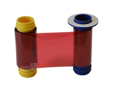 Ribbon mực in thẻ đơn sắc đỏ Matica Espresso - PR000098