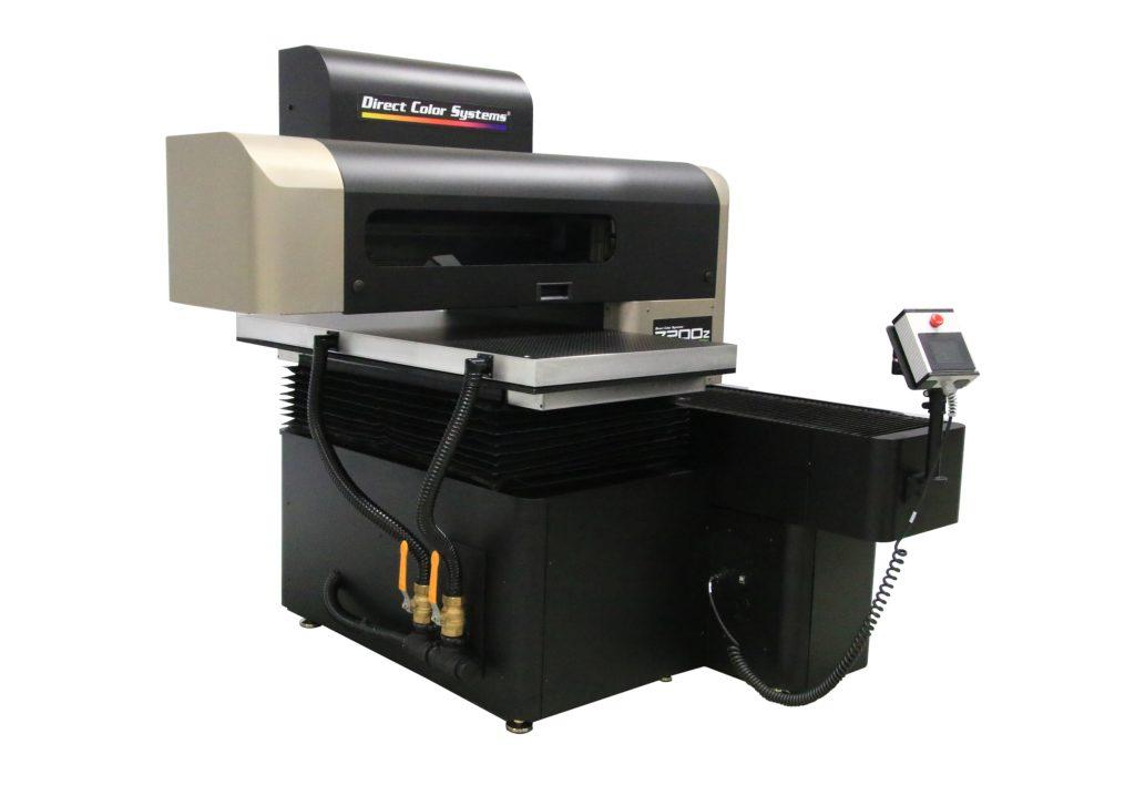 Máy in UV Led công nghiệp 7200z: Trung tâm sản xuất thực thụ