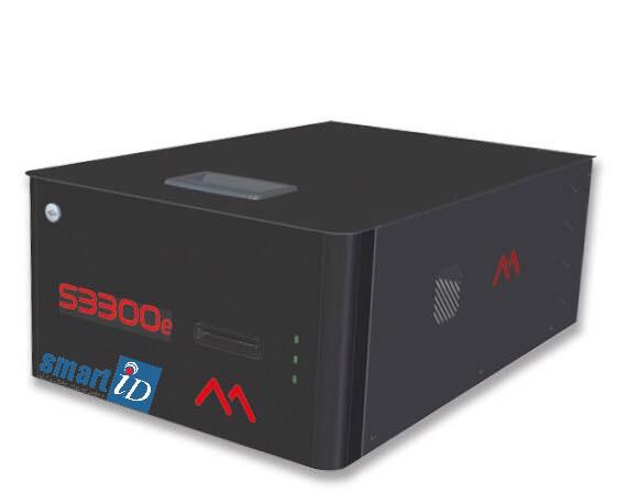 Máy dập nổi thẻ tài chính để bàn matica S3300e