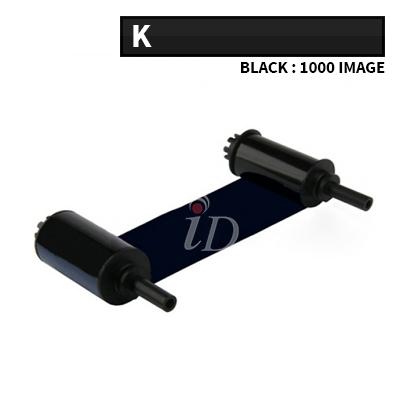 Ruy băng mực Đơn sắc đen NISCA PR-C151 - 1000 thẻ / cuộn