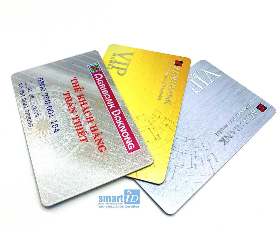 Dịch vụ in thẻ thành viên - thẻ khách hàng  thân thiết